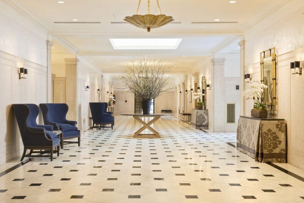 Philip House Lobby Doorman